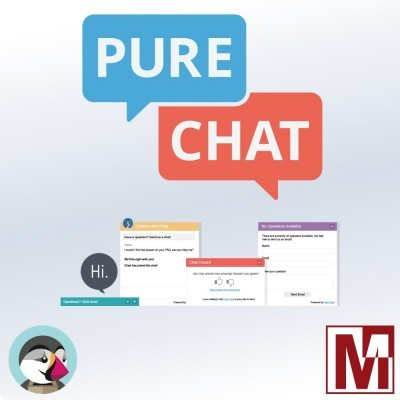 Free PrestaShop module for PureChat Integration