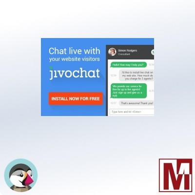 Free JivoChat module for PrestaShop