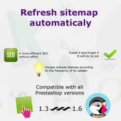 Update Automatic Sitemap