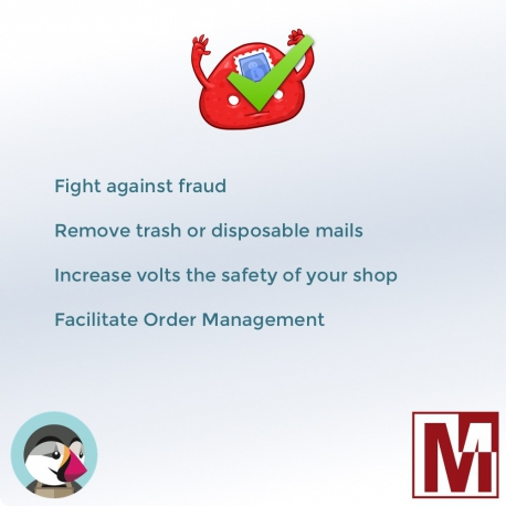 Banning disposable email and fight against fraud