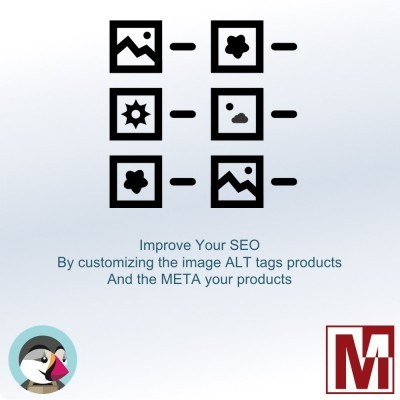 Improve your SEO with ALT tags for your images and META products