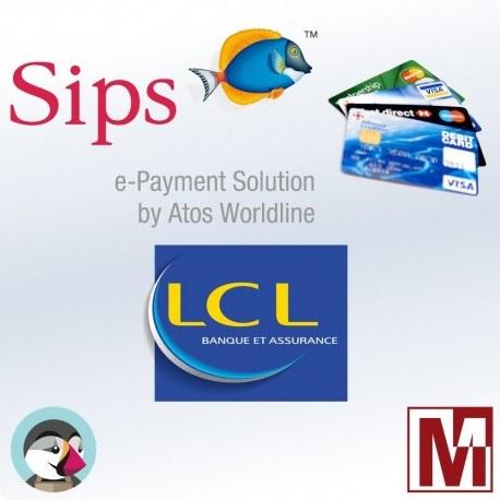 Module de Paiement PrestaShop du Crédit Lyonnais - LCL (sherlocks)