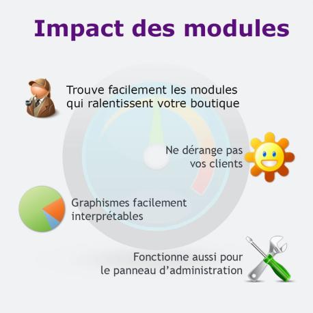 Analysez l'impact des modules dans PrestaShop