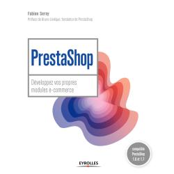 Livre sur Prestashop : développer ses propres modules e-commerce