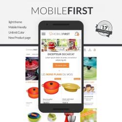 Thème PrestaShop Mobilefirst par Atchworks