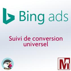 Module PrestaShop Bing Ads gratuit