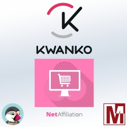 NetAffiliation Partner Tag sur PrestaShop
