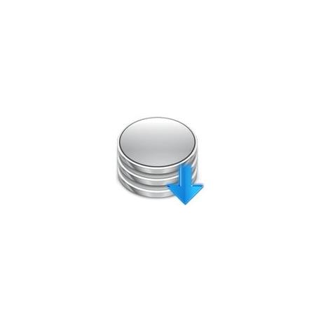 Sauvegarde régulière de la base de données