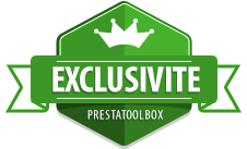 Exclusivité Prestatoolbox